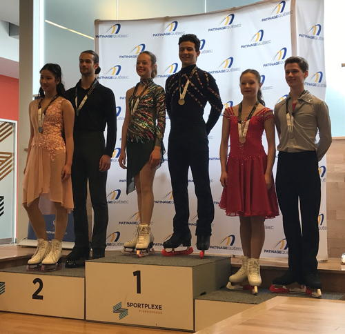 Congratulations Skaters!